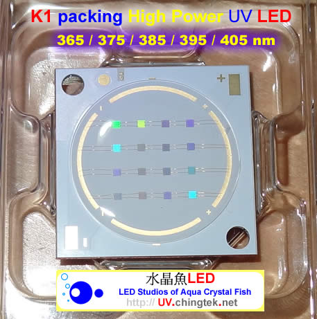 Taiwan Uv Led Handheld Lamp Module With High Power Led